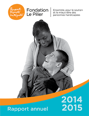 RA - Fondation Le Pillier 2014-15